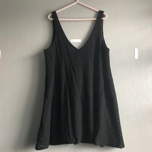 Show me your mumu black lace Samantha Tank dress